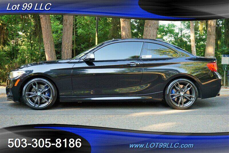 2017 BMW 2 Series for sale at LOT 99 LLC in Milwaukie OR