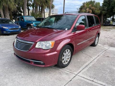2013 Chrysler Town and Country for sale at Florida Fine Cars - West Palm Beach in West Palm Beach FL