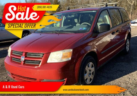 2008 Dodge Grand Caravan for sale at A & R Used Cars in Clayton NJ