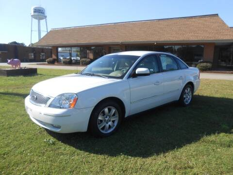 2005 Ford Five Hundred for sale at Smithfield Auto & Truck Center in Smithfield VA