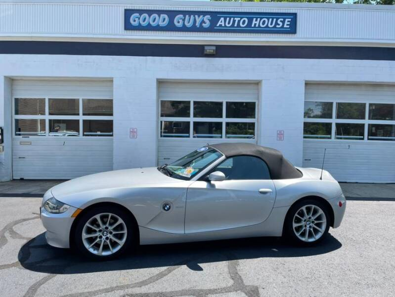 2006 BMW Z4 for sale in Southington, CT