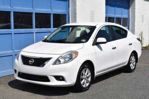 2012 Nissan Versa for sale at IdealCarsUSA.com in East Windsor NJ