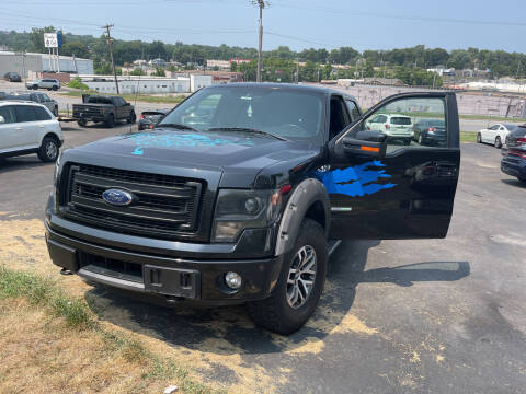 2014 Ford F-150 for sale at Capital Mo Auto Finance in Kansas City MO
