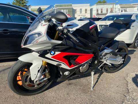 2014 BMW s1000rr for sale at Pristine Auto Group in Bloomfield NJ