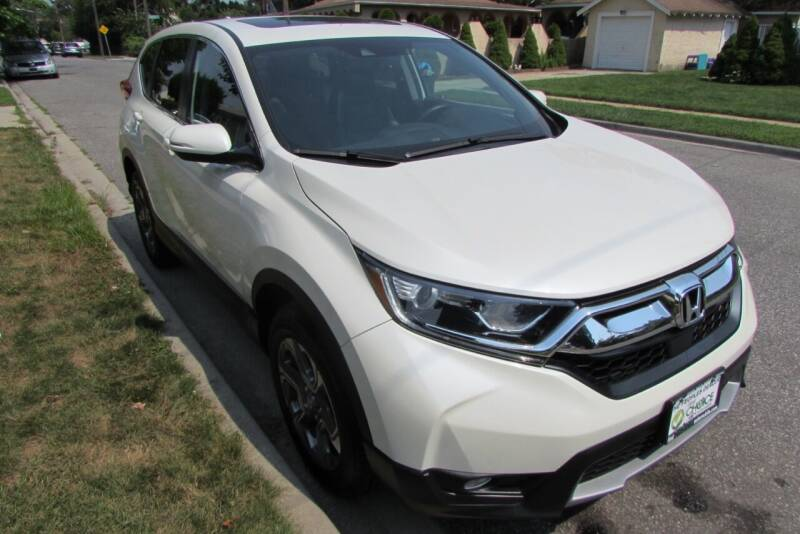 2018 Honda CR-V for sale at First Choice Automobile in Uniondale NY