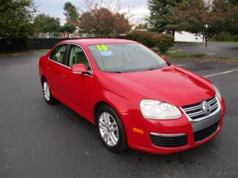 2010 Volkswagen Jetta for sale at Euro Asian Cars in Knoxville TN