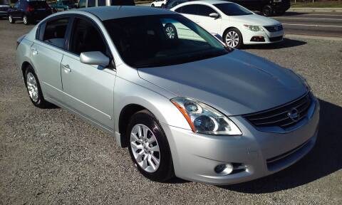 2011 Nissan Altima for sale at Pinellas Auto Brokers in Saint Petersburg FL