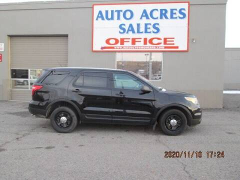 2015 Ford Explorer for sale at Auto Acres in Billings MT
