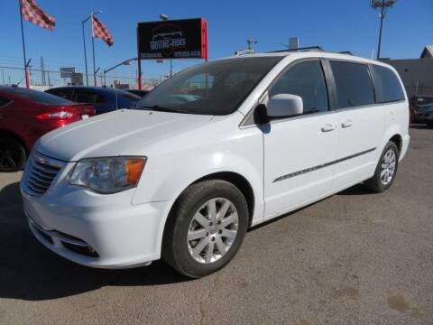 2015 Chrysler Town and Country for sale at Moving Rides in El Paso TX