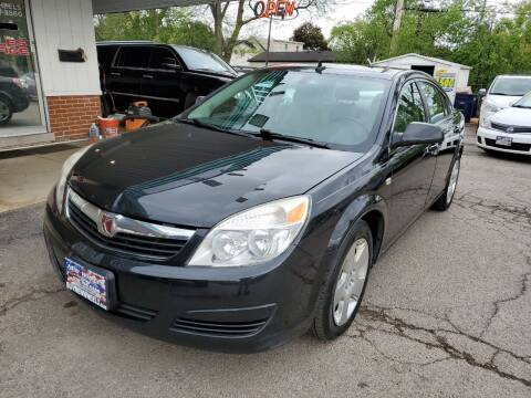 2009 Saturn Aura for sale at New Wheels in Glendale Heights IL