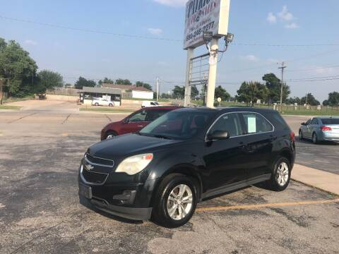 2010 Chevrolet Equinox for sale at Patriot Auto Sales in Lawton OK