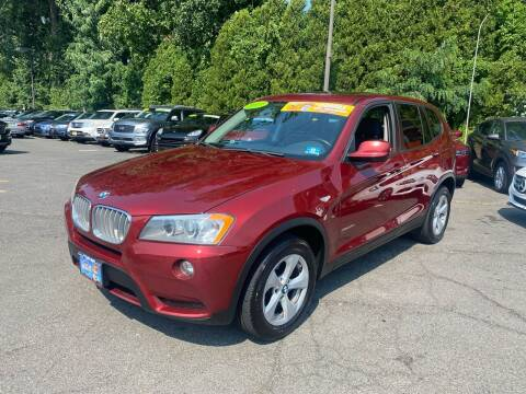 2011 BMW X3 for sale at Bloomingdale Auto Group in Bloomingdale NJ
