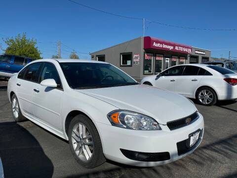 2012 Chevrolet Impala for sale at Auto Image Auto Sales in Pocatello ID