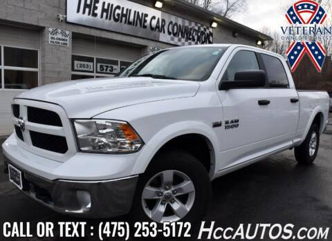2018 RAM Ram Pickup 1500 for sale at The Highline Car Connection in Waterbury CT