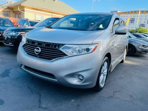 2011 Nissan Quest for sale at Ronnie Motors LLC in San Jose CA