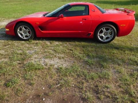 1999 Chevrolet Corvette for sale at Bob Patterson Auto Sales in East Alton IL