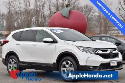 2019 Honda CR-V for sale at APPLE HONDA in Riverhead NY