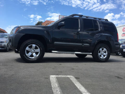 2012 Nissan Xterra for sale at CARSTER in Huntington Beach CA