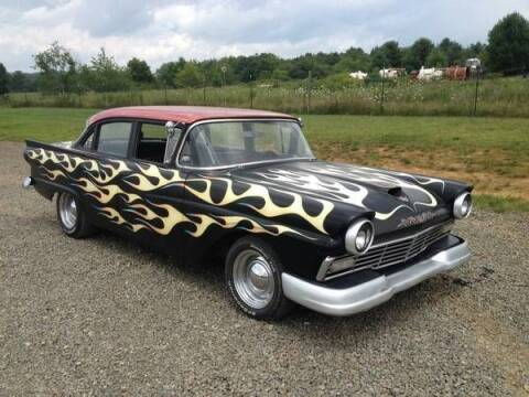 1957 Ford Fairlane for sale at Haggle Me Classics in Hobart IN