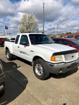 2001 Ford Ranger for sale at Stephen Motor Sales LLC in Caldwell OH