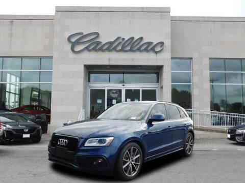 2017 Audi Q5 for sale at Radley Cadillac in Fredericksburg VA