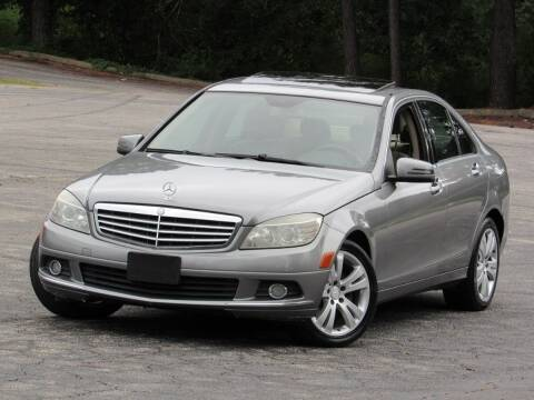 2010 Mercedes-Benz C-Class for sale at Amana Auto Care Center in Raleigh NC