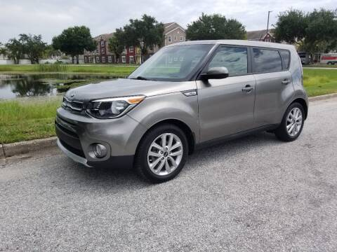 2018 Kia Soul for sale at Street Auto Sales in Clearwater FL