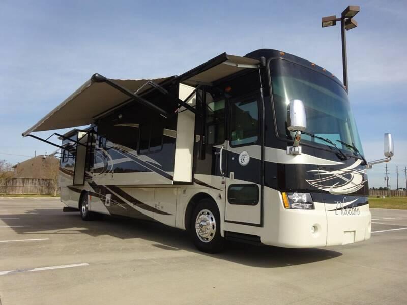 2011 Tiffin Phaeton 40qth, 4 Slide , Diese for sale at Top Choice RV in Spring TX