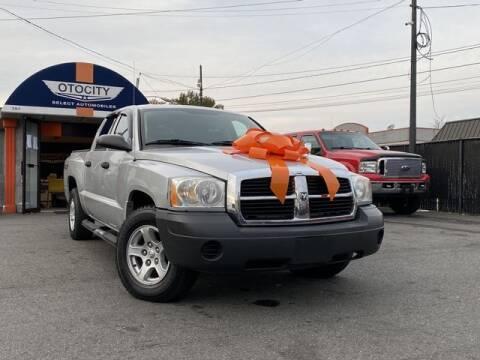 2007 Dodge Dakota for sale at OTOCITY in Totowa NJ