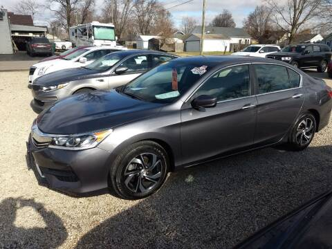 2017 Honda Accord for sale at Economy Motors in Muncie IN