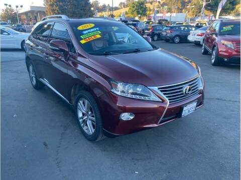 2015 Lexus RX 350 for sale at AutoDeals in Hayward CA