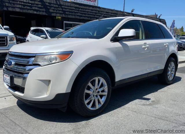 2011 Ford Edge for sale at Steel Chariot in San Jose CA