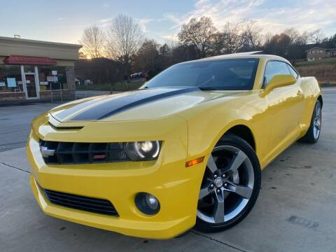 2010 Chevrolet Camaro for sale at Gwinnett Luxury Motors in Buford GA
