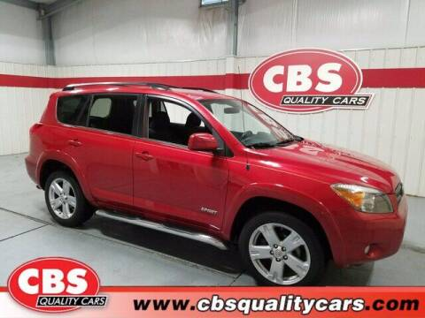 2007 Toyota RAV4 for sale at CBS Quality Cars in Durham NC