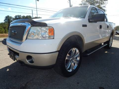 2007 Ford F-150 for sale at Medford Motors Inc. in Magnolia TX