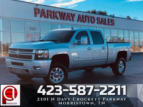 2011 Chevrolet Silverado 2500HD for sale at Parkway Auto Sales, Inc. in Morristown TN