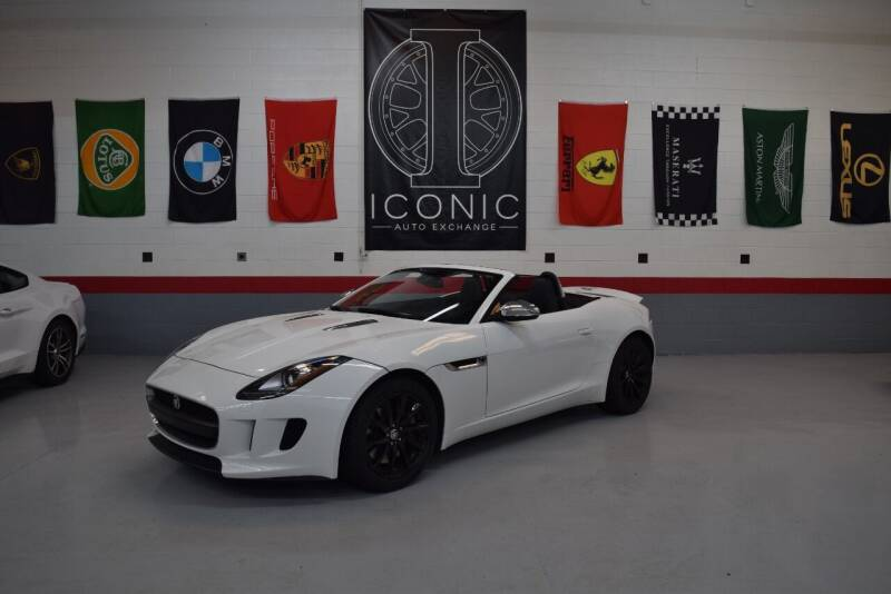 2014 Jaguar F-TYPE for sale at Iconic Auto Exchange in Concord NC
