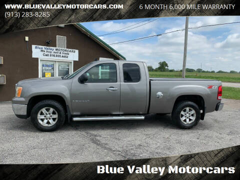 2007 GMC Sierra 1500 for sale at Blue Valley Motorcars in Stilwell KS