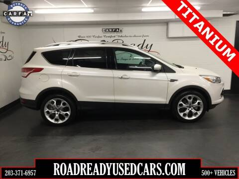 2013 Ford Escape for sale at Road Ready Used Cars in Ansonia CT