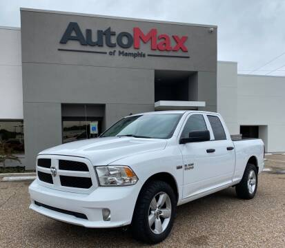 2015 RAM Ram Pickup 1500 for sale at AutoMax of Memphis in Memphis TN