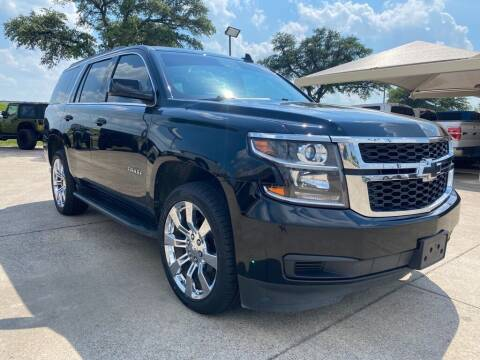 2019 Chevrolet Tahoe for sale at Thornhill Motor Company in Hudson Oaks, TX