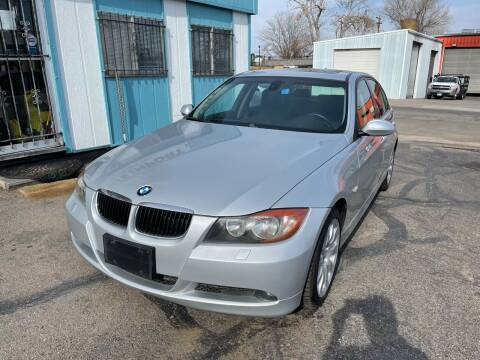 2007 BMW 3 Series for sale at Accurate Import in Englewood CO