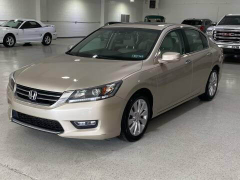 2013 Honda Accord for sale at Hamilton Automotive in North Huntingdon PA