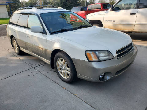 2000 Subaru Outback for sale at West Richland Car Sales in West Richland WA