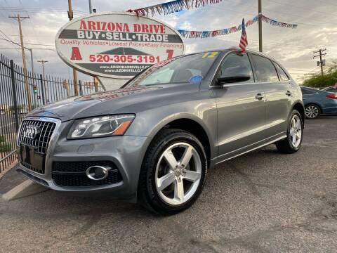 2012 Audi Q5 for sale at Arizona Drive LLC in Tucson AZ