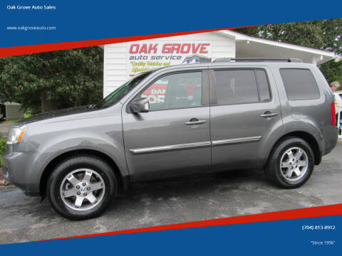 2011 Honda Pilot for sale at Oak Grove Auto Sales in Kings Mountain NC