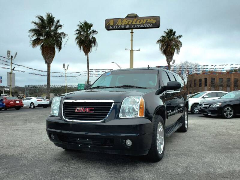 2012 GMC Yukon XL for sale at A MOTORS SALES AND FINANCE - 6226 San Pedro Lot in San Antonio TX
