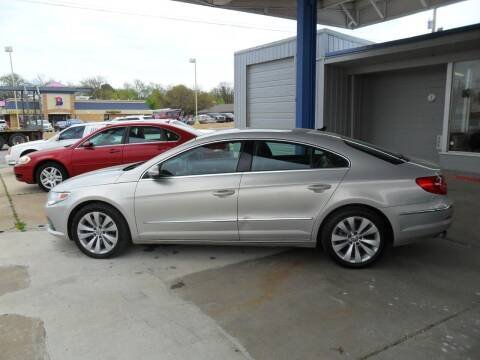 2011 Volkswagen CC for sale at C MOORE CARS in Grove OK