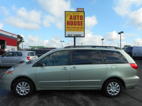 2008 Toyota Sienna for sale at AUTO HOUSE WAUKESHA in Waukesha WI