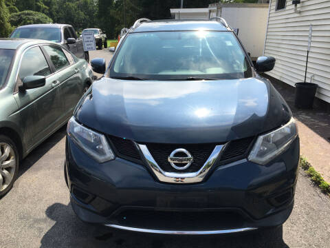 2016 Nissan Rogue for sale at Karlins Auto Sales LLC in Saratoga Springs NY